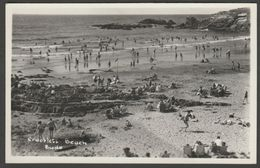 Crooklets Beach, Bude, Cornwall, C.1950s - RP Postcard - Other