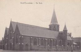 Oostrozebeke, Oost Roosebeke, De Kerk (pk36665) - Oostrozebeke