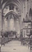 Moen, Binnenzicht Kerk (pk36666) - Zwevegem