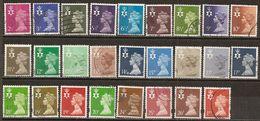 Grande-Bretagne Great Britain Timbres Regionaux Regional Stamps Irlande Du Nord North Ireland Obl - Emissions Régionales
