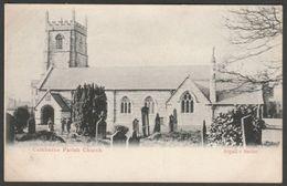Camborne Parish Church, Camborne, C.1905 - Argall Postcard - Other