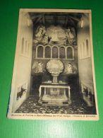 Cartolina Oratorio Di Bavaria ( Treviso ) - Madonna Di Fatima E Coro 1950 Ca - Treviso