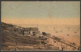 Minima Yacht Club, Westcliff-on-Sea, Essex, 1905 - Tuck Tintopho Postcard - Southend, Westcliff & Leigh