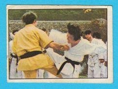 BRUCE LEE - Yugoslav Vintage Collectiable Trading Card * Jeet Kune Do Kung-Fu Karate Martial Arts China Hong-Kong Film - Cinema & TV