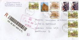 Poland R-letter 2012 ... AH851 - 1944-.... République