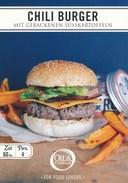 AK Köln Chili Burger Mit Gebackenen Süsskartoffeln Rezept Oil & Vinegar - Küchenrezepte