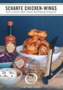 AK Köln Scharfe Chikcken-Wings Mit Chili Dip Und Rotkrautsalat Rezept Oil & Vinegar - Küchenrezepte