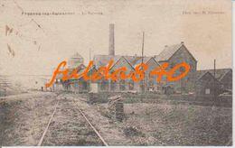 CPA.  FRASNES-LEZ-BUISSENAL.  La Sucrerie.  1911.     () - Frasnes-lez-Anvaing