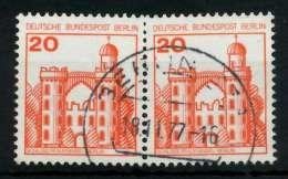 BERLIN DS BURGEN U. SCHLÖSSER Nr 533 Gestempelt WAAGR PA X782FFA - [5] Berlin