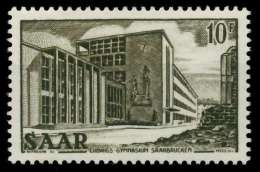 SAARLAND 1952 Nr 325 Postfrisch X78D872 - Nuovi