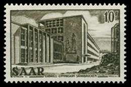SAARLAND 1952 Nr 325 Postfrisch X78D872 - Unused Stamps