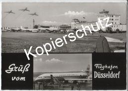 Flughafen Düsseldorf  (z5339) - Aerodrome
