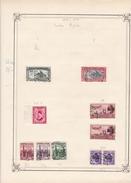 Egypte - Collection Vendue Page Par Page - Timbres Neufs */ Oblitérés - B/TB - Égypte