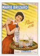 CPM - CENTENAIRE Editions -  RECLAME - 134 - MARIE BRIZARD - Plaisir D'été - Reclame