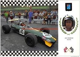 Jack Brabham - Grand Prix / F1