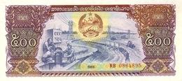 LAOS 500 KIP 1988 P-31 UNC [ LA507a ] - Laos