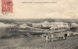 60 HARDIVILLERS  Vue Générale Des Gisements De Phosphate - Otros Municipios