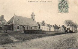 60 HARDIVILLERS Chapelle De La Trinité - Otros Municipios