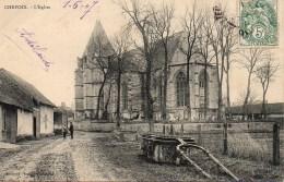 60 CHEPOIX  L'Eglise - Otros Municipios