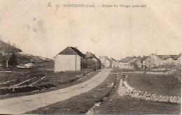 39 MONTROND  Entrée Du Village (côté Est) - France