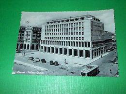 Cartolina Livorno - Palazzo Grande 1958 - Livorno