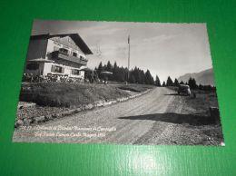 Cartolina Madonna Di Campiglia - Rifugio Passo Campo Carlo Magno 1955 - Trento