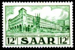 SAARLAND 1952 Nr 326 Postfrisch S3EC28A - Unused Stamps