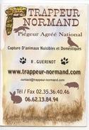 Trappeur Normand : Piégeur Agréé Animaux Nuisibles Et Domestiques - Déville Les Rouen - Professions