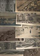Cp, Petits Modéles , 76 , DIEPPE , LOT DE 12 CARTES DE DIEPPE - Postcards