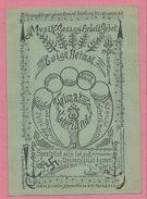 Musik Heimat Grüsse - Heimat Und Vaterland - Briefmarken Und Stempel Sehen - Olympia - Olympiade 1936 - 3 Scans - Guerra 1939-45