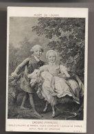 CHARLES-PHILIPPE DE FRANCE - Comte D'Artois - Clotilde De France Sur Un Bouc - Tableau François Drouais - Royal Families