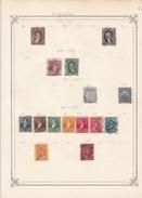 Argentine - Collection Vendue Page Par Page - Timbres Neufs */ Oblitérés - B/TB - Collections, Lots & Séries