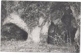 SAINT PORCHERES - 17 - La Roche Courbon - Les Deux Grottes Principales - ORL - - France
