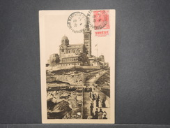 FRANCE - Type Femme Fachi Avec Bande Publicitaire Sur Carte Postale En 1931 - L 8998 - Advertising