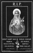 76x  Image Pieuse Chromos Allemagne Souvenir Décés En 1912 Josephus Leopoldus Torfs - Imágenes Religiosas