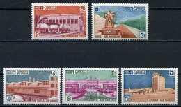 Cambodge YT 114-118 XX/MNH - Cambodge