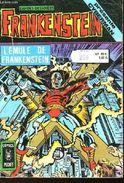Frankenstein  N° 3197 °°°°°    L 'emule De Frankenstein - Frankenstein