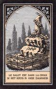76x  Image Pieuse Chromos Allemagne Souvenir Décés En 1910 Maria Buyck - Imágenes Religiosas