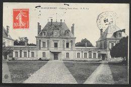 BLANQUEFORT Rare Château Saint Ahon (B.R) Gironde (33) - Blanquefort