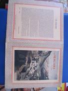 COUVERTURE CAHIER  - AFFICHE PLM - LE VERCORS  - H & Cie - Transport