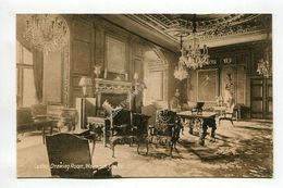 Cedar Drawing Room, Warwick Castle - Warwick