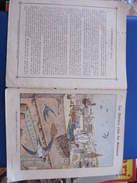 COUVERTURE CAHIER  -  L'HIRONDELLE HABILE EN MACONNERIE - PAPETERIE DE CLAIREFONTAINE - ETIVAL - Animaux