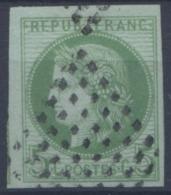 Colonies Générales N°17 - Losange De Losanges - TTB (C109) - Ceres
