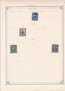 Uruguay - Collection Vendue Page Par Page - Timbres Neufs */ Oblitérés - B/TB - Uruguay