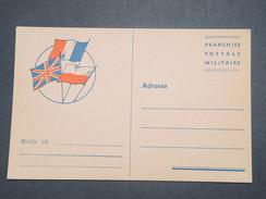 FRANCE - Carte En Franchise Militaire Non Voyagé - L 9019 - Cartes De Franchise Militaire