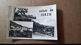 CARTOLINA SALUTI DA JERZU - Nuoro