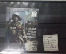 Polonia 014, 2014, Levantamiento De Varsovia, II Guerra Mundial - 1944-.... Repubblica