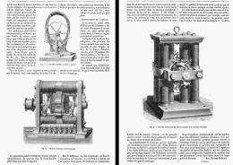 APPLICATION De La MACHINE MAGNETO-ELECTRIQUE GRAMME    1875 - Non Classés