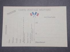 FRANCE  - Carte De Franchise Militaire Non Voyagé En 1939 - L 9022 - Cartes De Franchise Militaire