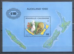 New-Caledonia, Yvert BF10, Scott C219B, MNH - Blocs-feuillets